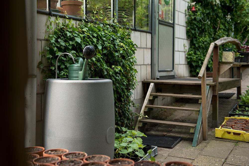 Saving water against climate change: Raintap by Floris Schoonderbeek