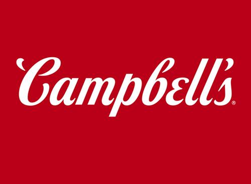 Campbell's neue Schriftmarke