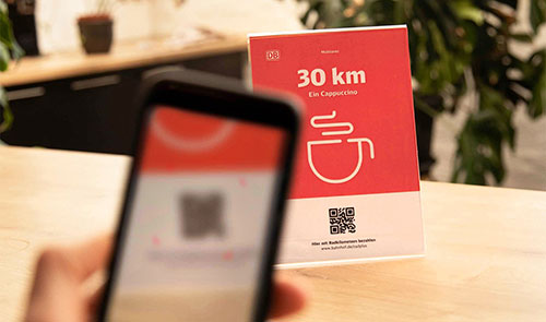 DB Rad+ app