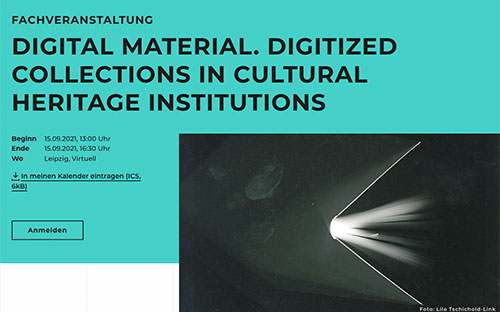 Fachtagung zum Abschluss der Digitalisierung des Nachlasses von Jan Tschichold.