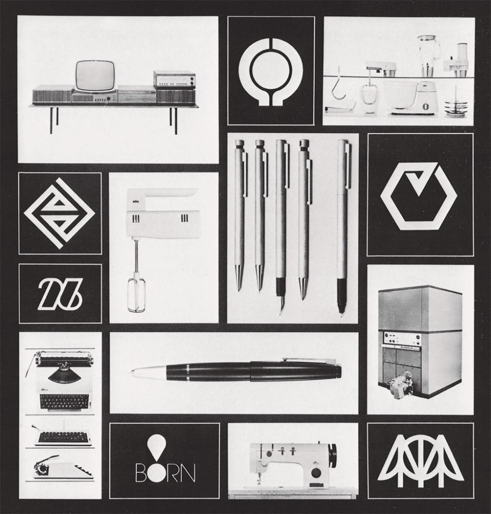 Müllers Arbeiten, Collage