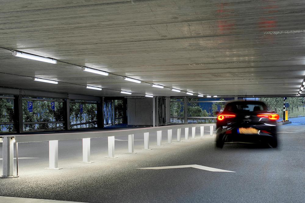 """Circular Design leuchtet ein: Die Pacific LED-Serie bietet Philips als """"Circular Lighting"""" zur Miete an"""