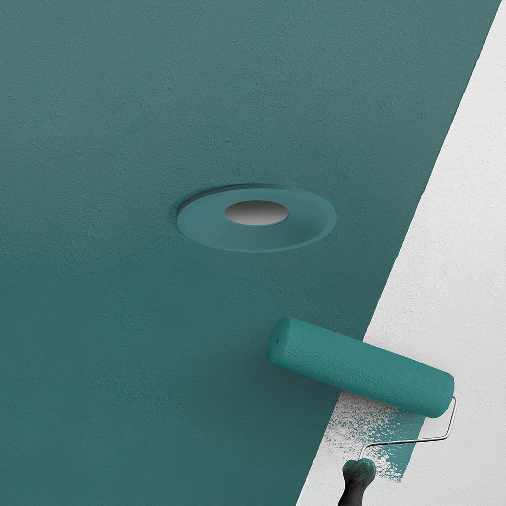 Combina D verschmilzt farblich mit der Umgebung verschmilzt