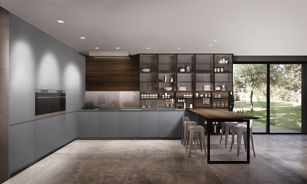 Combina D: Flexibles Home styling für den Showroom oder Daheim