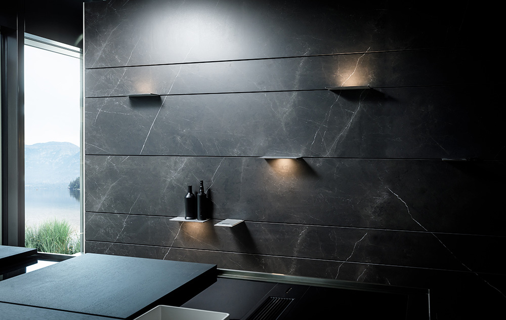 THEWALL allows individual home styling