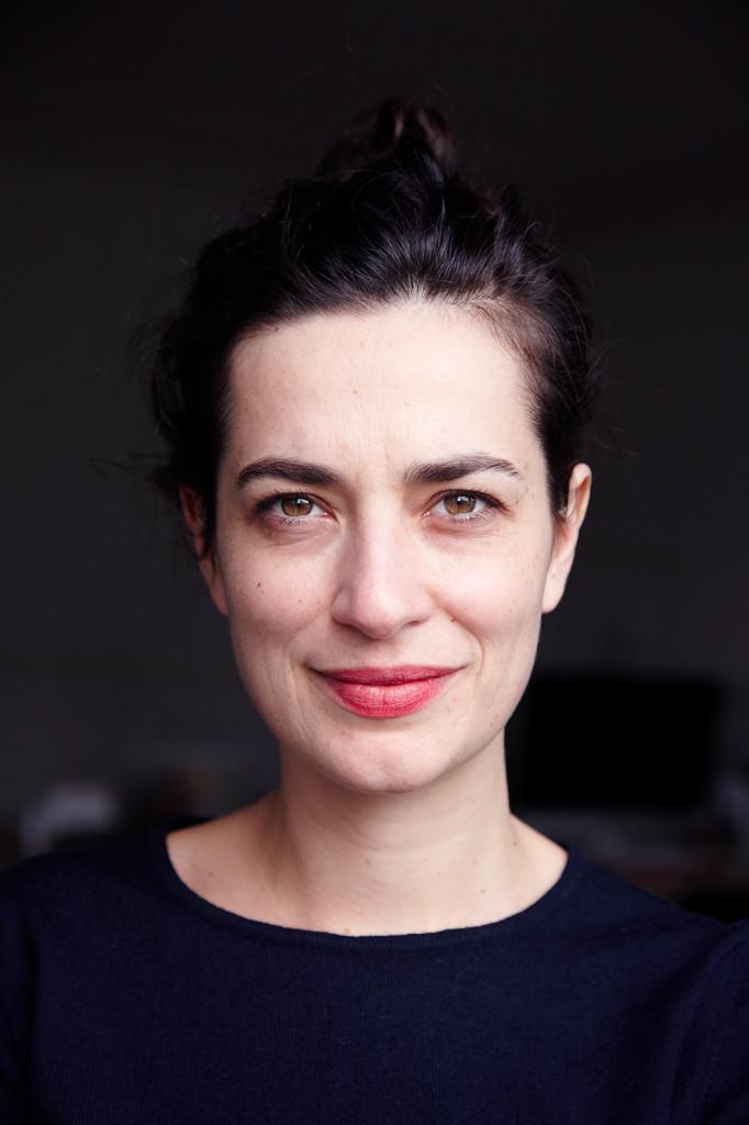Portrait of Pauline Deltour. Photo: Stephanie Füssenich