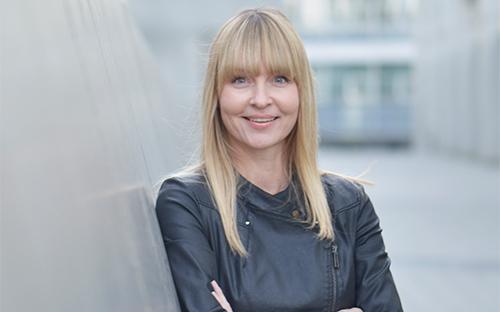 Sonja Schiefer hat bei Siemens Hausgeräten die Leitung des Designteams übernommen.