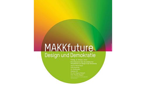Design und Demokratie. Eine Diskussion im Museum Angewandte Kunst Köln.
