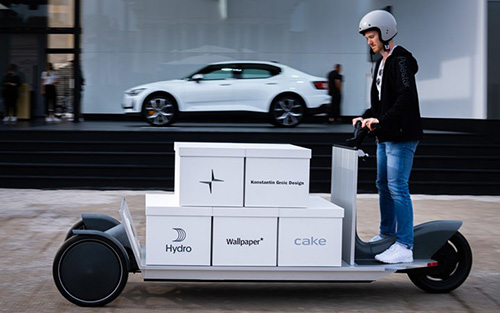 Re:Move: Polestar, Konstantin Grcic und VCo haben elektrisches Cargo-Fahrzeug entwickelt