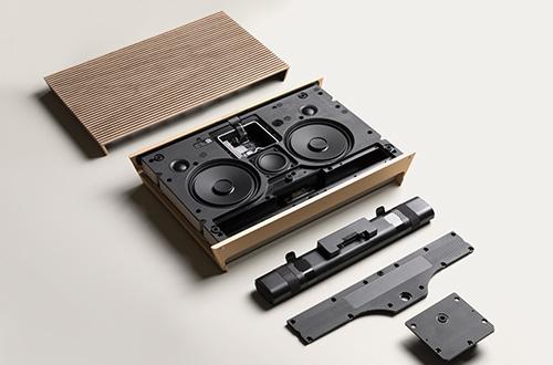 Bang & Olufsen präsentiert den ersten Cradle-to-Cradle-zertifizierten Lautsprecher.