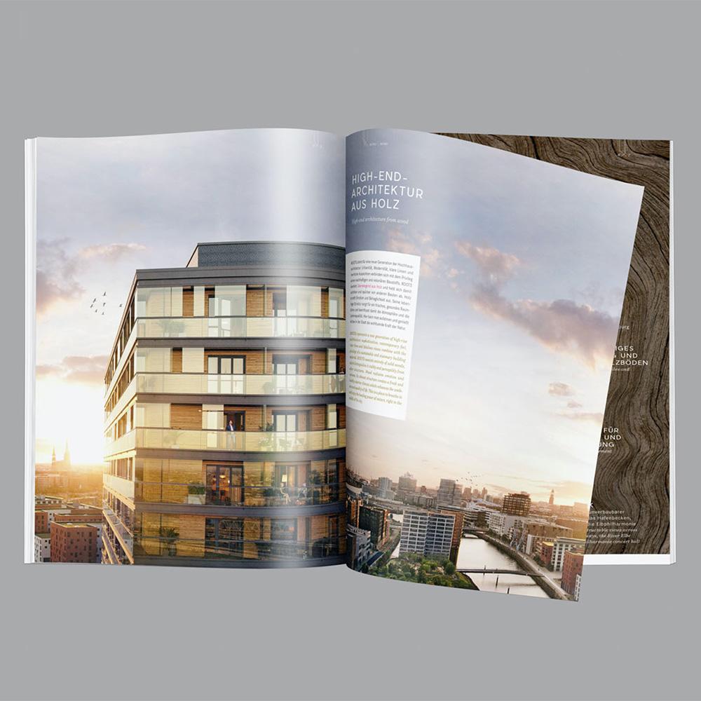 Imagebook Roots (Deutschland) von Agentur Stern