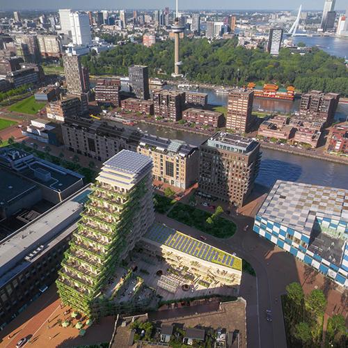 Sawa in Rotterdam (Niederlande) von Mei architects and planners