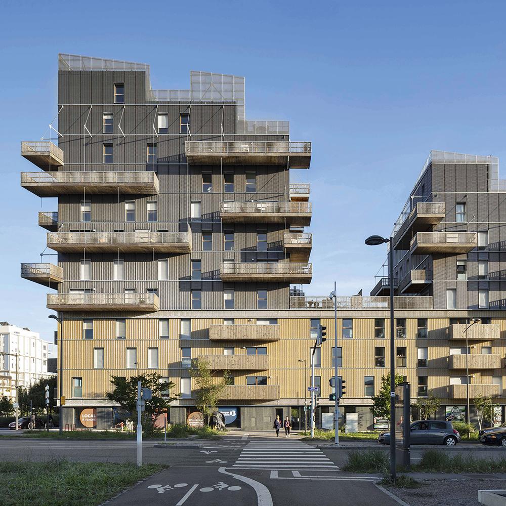 Sensation in Straßburg (Frankreich) von KOZ Architectes