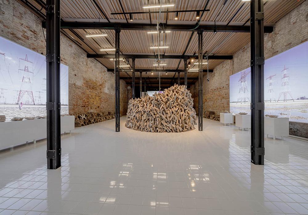 """""""Wetland"""" erhielt den Goldenen Löwen der Architekturbiennale 2021"""