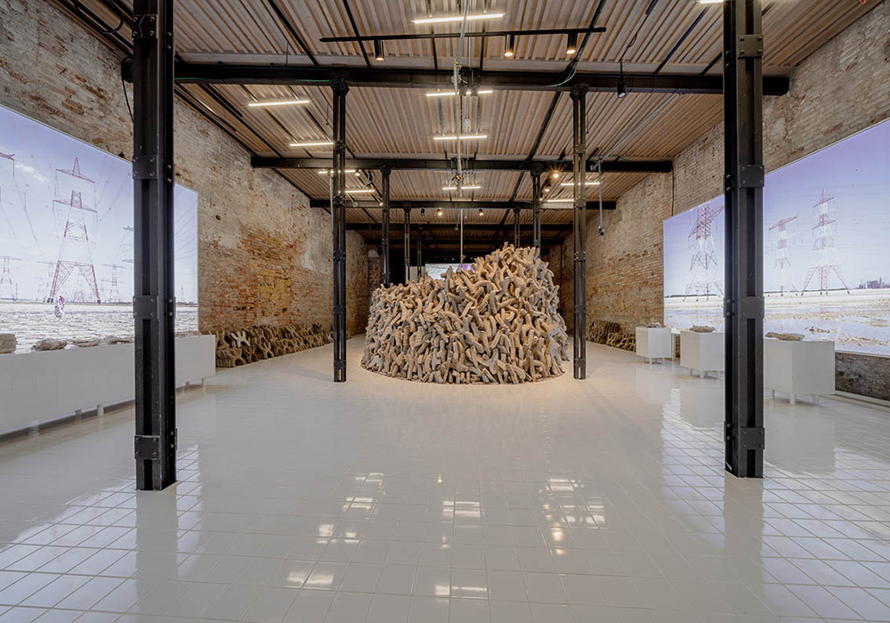 """""""Wetland"""" received the Golden Lion at the Architekturbiennale 2021"""